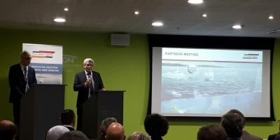 ECA GROUP - NEWS - Belgium Naval and Robotics partners meeting