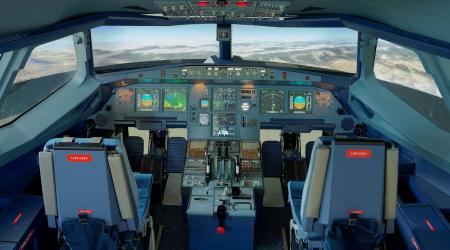 ECA GROUP - AVIATION SIMULATION - FTD A320