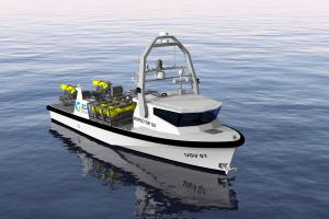 Inspector 125 / USV / Unmanned Surface Vehicle