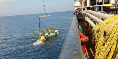ECA GROUP - AUV -A18D - LARS