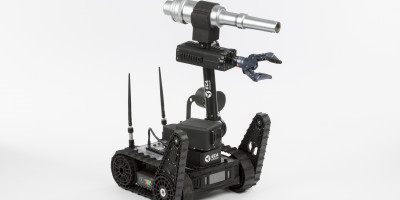 ECA Group - UGV - CAMELEON-LG - ARM / DISRUPTOR