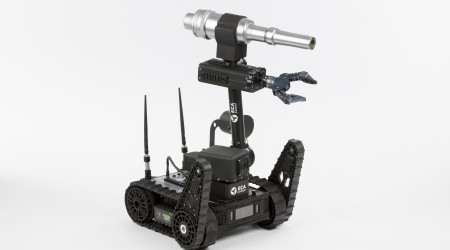 ECA GROUP extends its UGV range with CAMELEON LG
