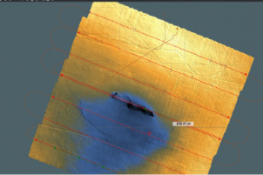ECA GROUP -AUV - A18D - Bahtymetry.png