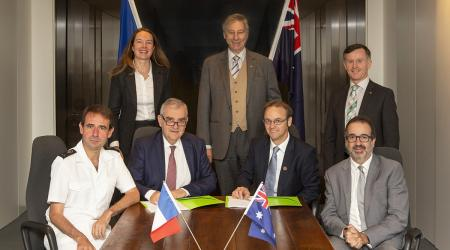 ECA GROUP - NEWS - signing AMOG-THYCON