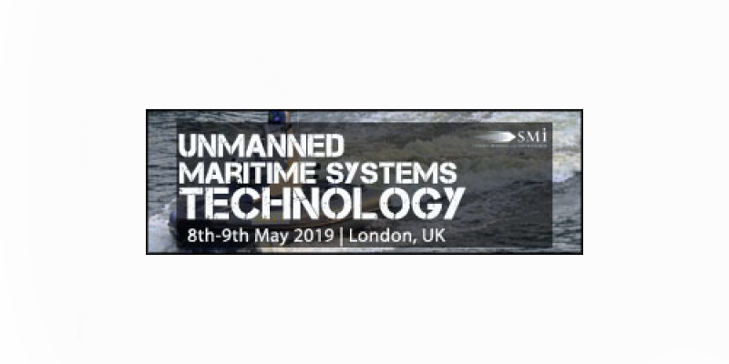Unmanned Maritime Systems Technology (UMS) 2019 | 8 - 9 May | ECA Group naval robotic solutions