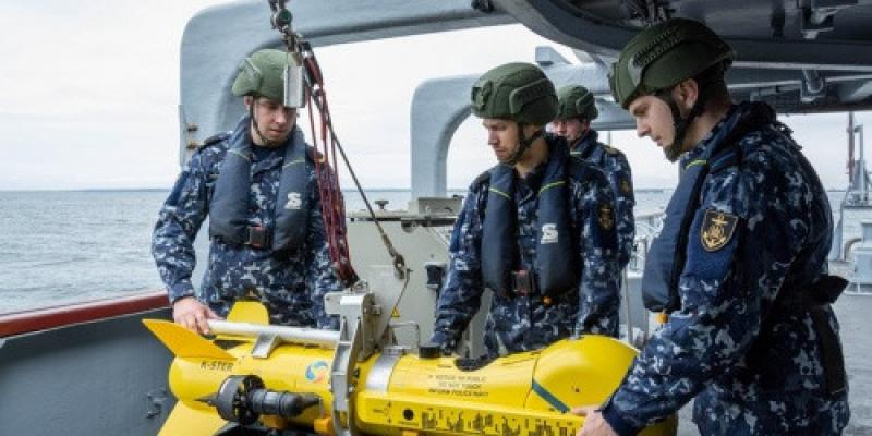 Open Spirit 2019: ECA Group demonstrates underwater mine neutralisation capabilities