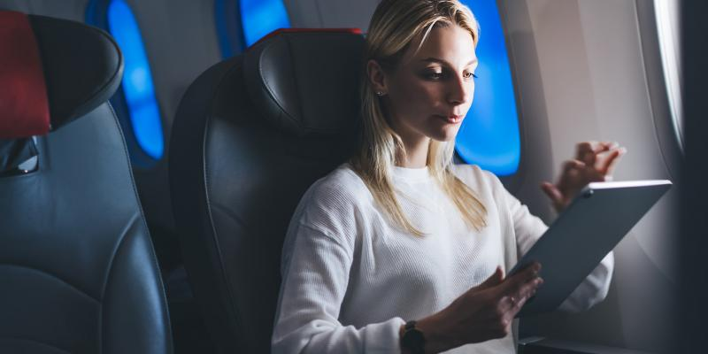 IFE & on-board services turnkey solution