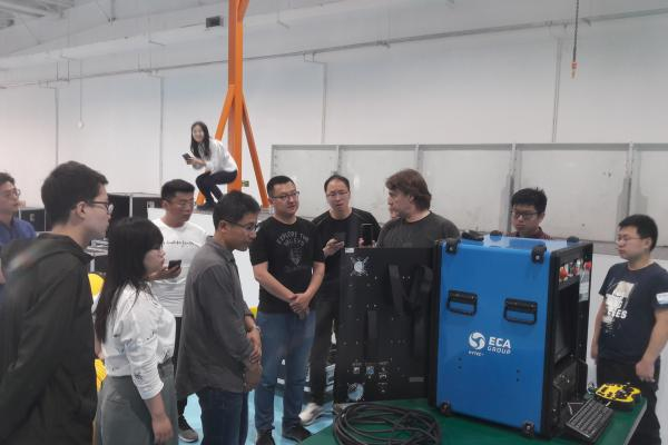 ECA GROUP trains its ROV users in China.jpg
