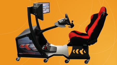 ECA Group - Ultra Series Cockpit Driving Simulator - 1