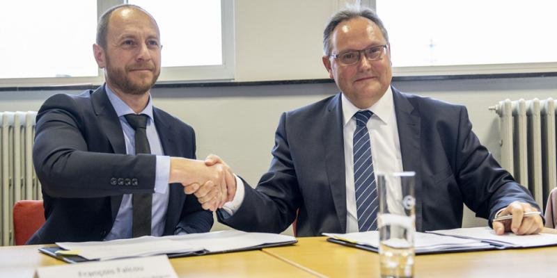 ECA Group will build its plant in Ostend to manufacture the naval drones for mine clearance