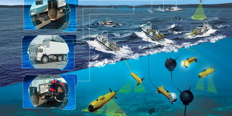ECA Group wins a new around €20 million contract in naval mine countermeasures