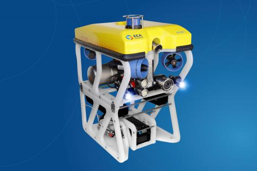ECA-Group-ROV-H300V-WITH-ARIS-SONAR-ON-SKID