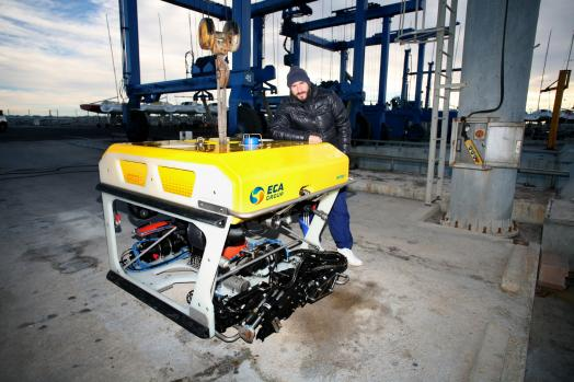 Eca Group ROV H1000