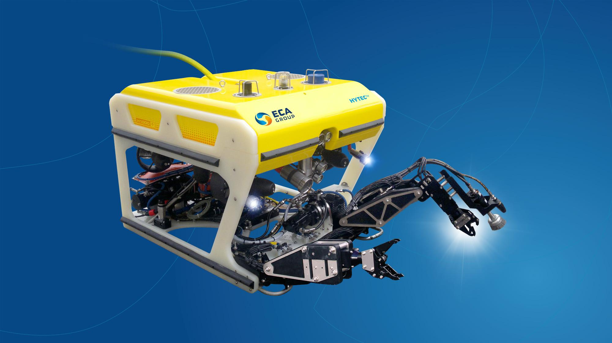 Inspection and Work Class Rovs | Eca Group