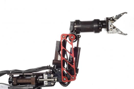 ECA Group ARM 5E-MINI 5-function electric manipulator for subsea operations