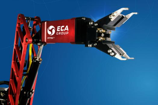 ECA Group ARM 5E 5-function electric manipulator for subsea operations