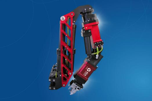 ECA Group ARM 7E 7-function electric manipulator arm for subsea operations