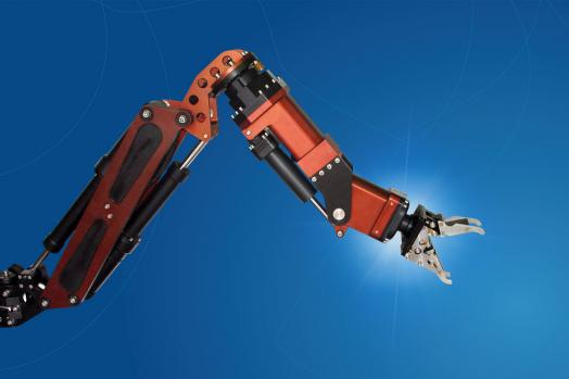 ECA Group ARM 7E mini 7-function electric manipulator arm for subsea operations