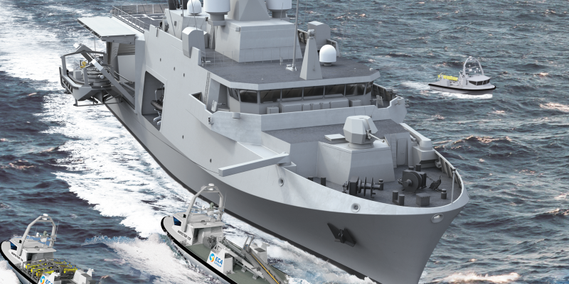 ECA GROUP and iXblue strengthen their partnership and sign a contract for navigation, underwater positioning systems and obstacle avoidance sonars for Mine CounterMeasures replacement program for the Belgian and Royal Netherlands Navies