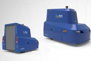 AUTONOMOUS GUIDED VEHICLE (AGV) L-S 1PT