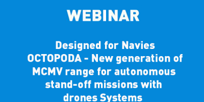 ECA-GROUP-WEBINAR-VIGNETTE-OCTOPODA-A ship for mine clearance missions at sea, capable of launching & recovering drones