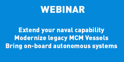 eca-group-webinar-vignette-Modernize MCM Vessels-legacy – Integration of Unmanned Systems for stand-off mine clearance operations