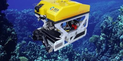 ECA GROUP - H800 ROV - TAIWAN