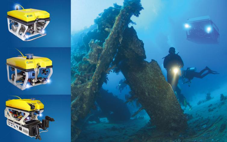 ROVS for Assistance to Divers