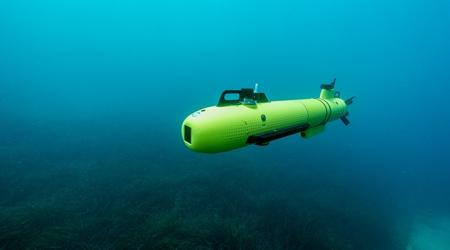 ECA Group - AUV A9-S underwater - 5